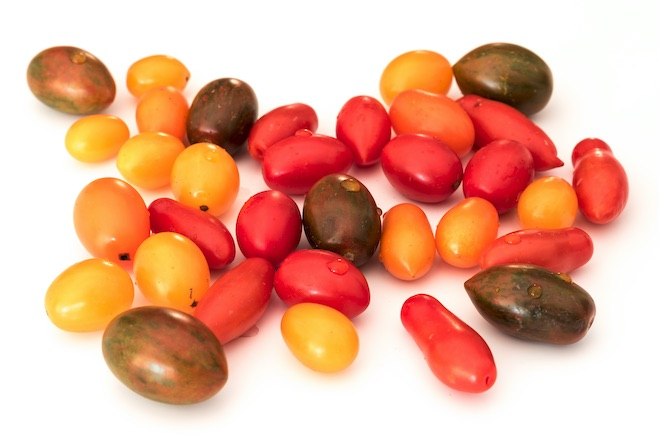 Mix Color Datterino Tomato